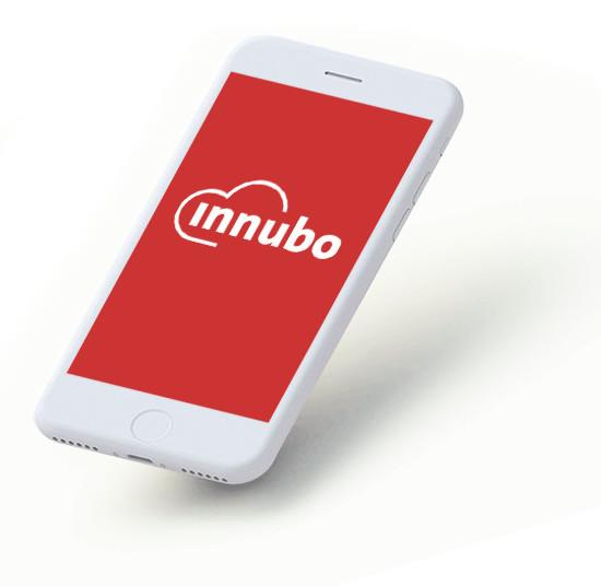 Innubo - Una única solución para voz, datos y videoconferencia integrada con tus sistemas de comunicación internos. Telefonía, Centralitas, Seguridad informática, videovigilancia, videograbación